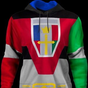 Voltron Hoodie- Men's Size Small
